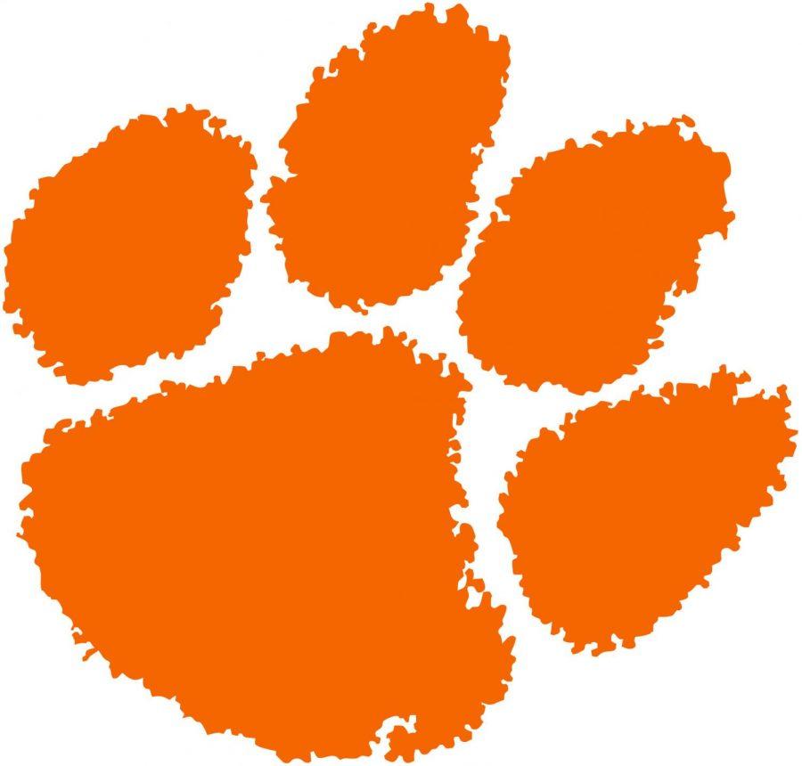 The official logo of Clemson University