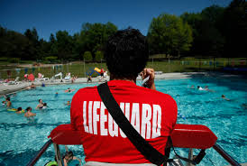 Lifeguarding Class: Off to a Good Start and Going Swimmingly