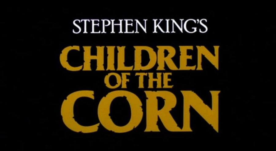 Children of the Corn by Stephan King photo courtesy of Wikimedia.