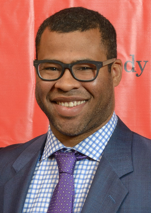 Director of Get Out, Jordan Peele  Photo courtesy of Joshua Nathanson (Jnn13) Creative Commons. No modifications made. https://creativecommons.org/licenses/by-sa/3.0/deed.en