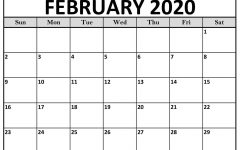 FEBRUARY: Every Day's A Holiday
