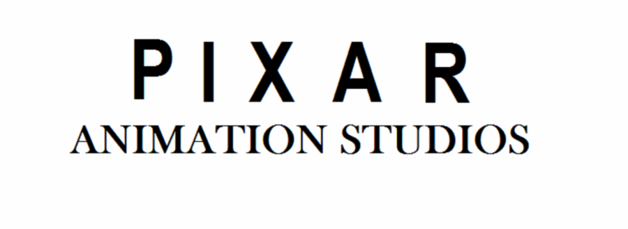 Pixar Animation Studios logo. *No copyright on fonts- no modifications to image* https://en.wikipedia.org/wiki/en:Creative_Commons and https://creativecommons.org/licenses/by-sa/4.0/deed.en