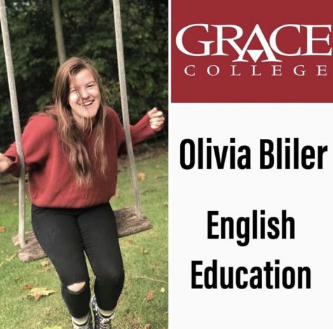 Olivia Bliler: A Bright Future Blazes Before Her