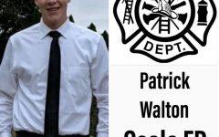 Patrick Walton: A Future In Firefighting