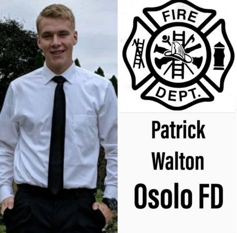 Patrick Walton: A Future In Firefighting