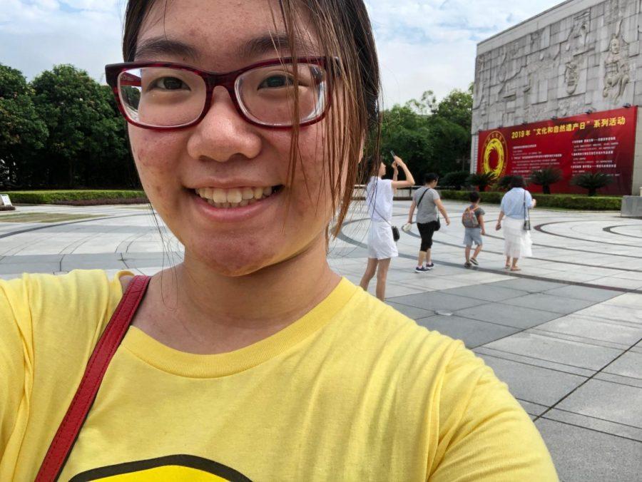 Junior Jamie Zheng documents her most recent trip Fuijian, China.