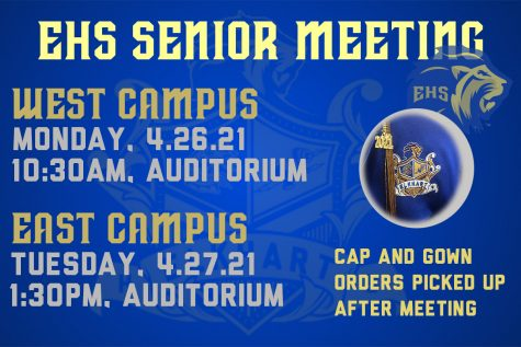 Senior Meeting Information