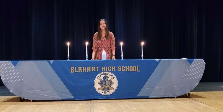 NHS Induction Welcomes 2022 Seniors