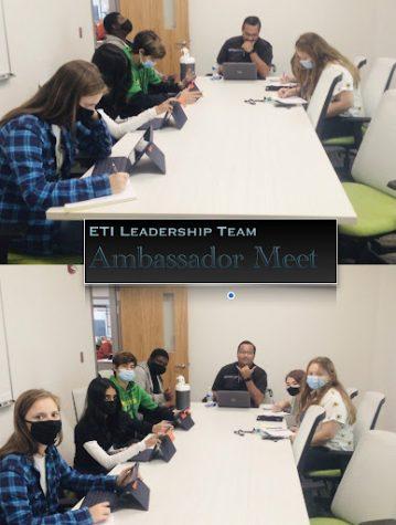 ETI Ambassadors: An Innovative Leadership Team