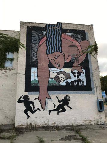 Graffiti: A Gray Line Between Art And Vandalism