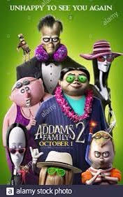 Theyre Creepy And Theyre Kooky...And, Theyre On Demand!