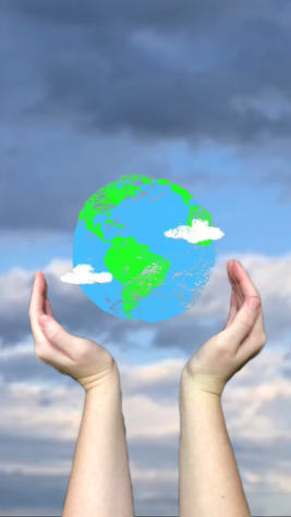 Climate Change: In The Palm Of The Worlds Hands
