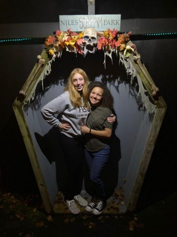 Which Will It Be? Pumpkin Patches...Or Haunted Houses?